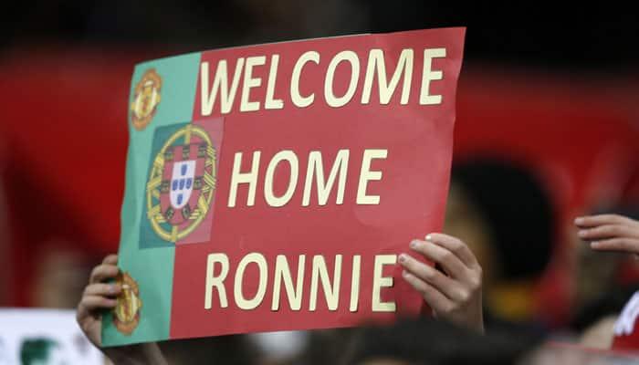 Fernando Santos glad Cristiano Ronaldo enjoyed winning return to Manchester United