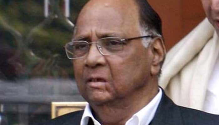 We are not out to pull down Maha govt, says Sharad Pawar