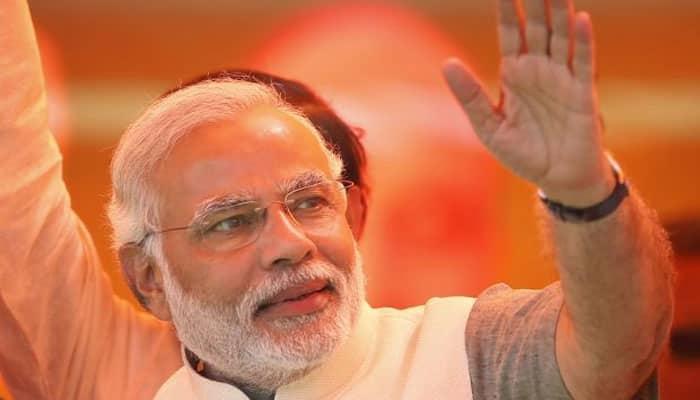 Narendra Modi has 8 million followers on Twitter account