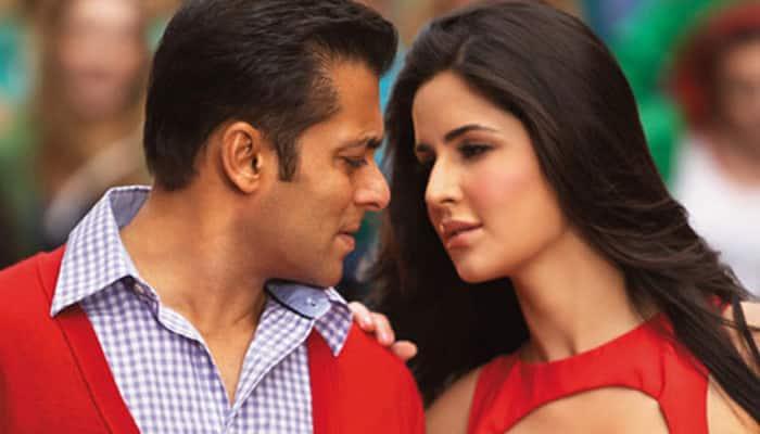 Salman Khan addressed Katrina Kaif as Katrina Kapoor?