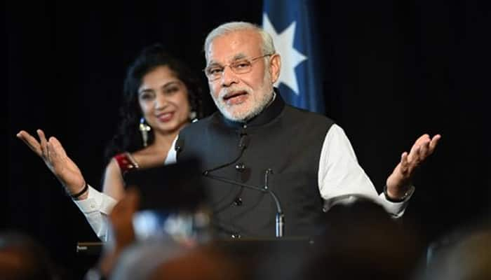 Prime Minister Narendra Modi returns home after 3-nation tour