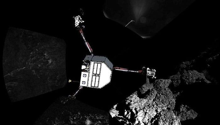 Rosetta's spacecraft enters 'comet escort phase' post Philae going to sleep