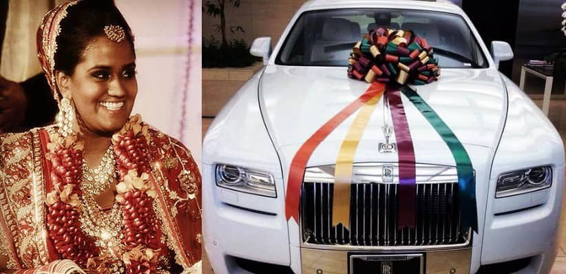 Salman Khan Gifted Rolls Royce Phantom To Arpita Khan-Aayush Sharma
