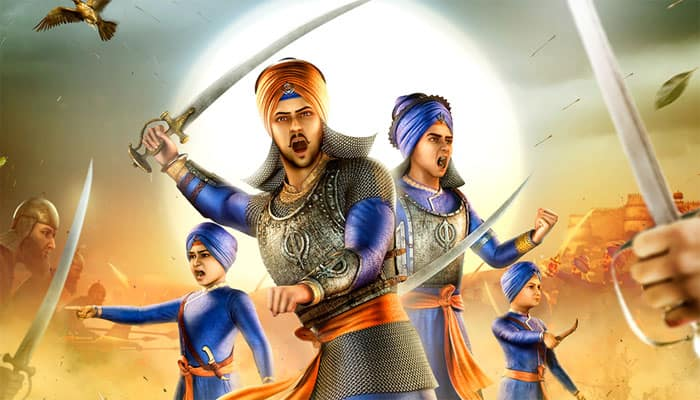 Harry Baweja happy with reactions to 'Chaar Sahibzaade'