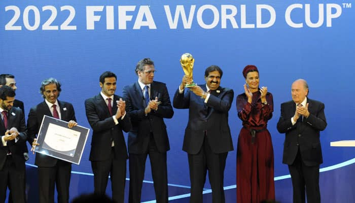 FIFA ethics chiefs agree next step for 2018/2022 report