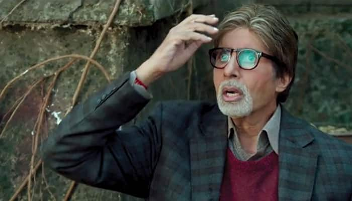 Why is Amitabh Bachchan being untruthful to himself?