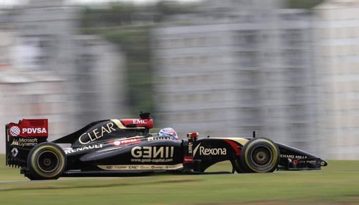 Romain Grosjean handed 20-place grid penalty