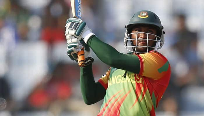 1st ODI: Shakib Al Hasan leads Bangladesh to crushing win over Zimbabwe