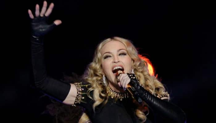 Madonna confused why her nipples were censored but Kim K's a** wasn't