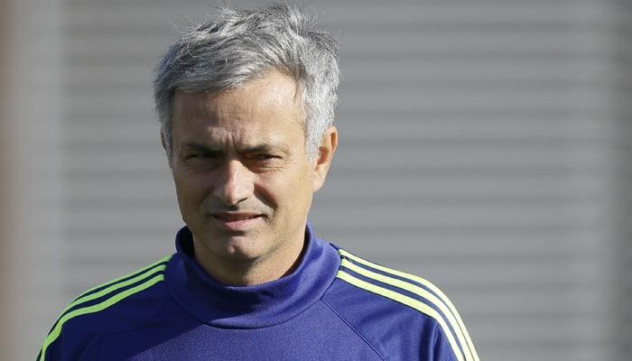 Dunga, Jose Mourinho share meal in London