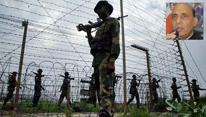 Pakistan sheltering Dawood, Hafiz Saeed; ISI supporting terrorists: Rajnath Singh