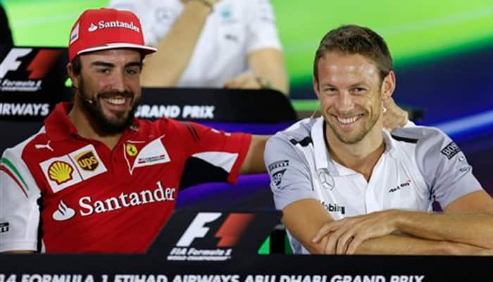 Abu Dhabi: Uncertain Jenson Button determined to enjoy the moment