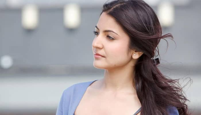 `Jagat Janani` Anushka Sharma  takes a break from 'Chaar kadam'