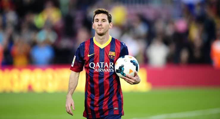 Lionel Messi delighted with new La Liga scoring record