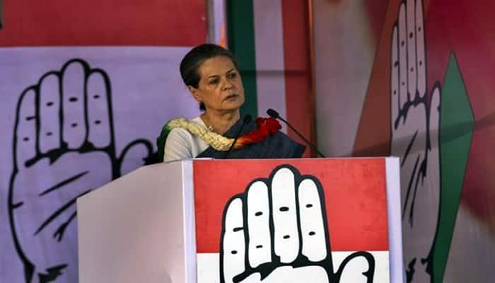 Jharkhand polls: Development solution to Maoist problem, says Sonia Gandhi