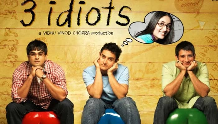 Chinese filmmaker all praise for '3 Idiots'