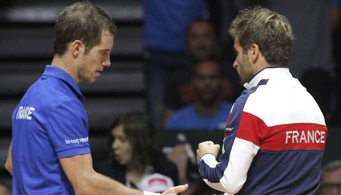 French Davis Cup dream lives on, says coach