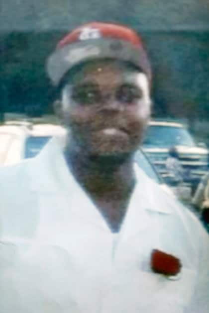 FILE PHOTO - This photo provided by the Brown family is Michael Brown, the black 18-year-old who was fatally shot by a white police officer in August — a death that stirred weeks of violent unrest in Ferguson, Mo.