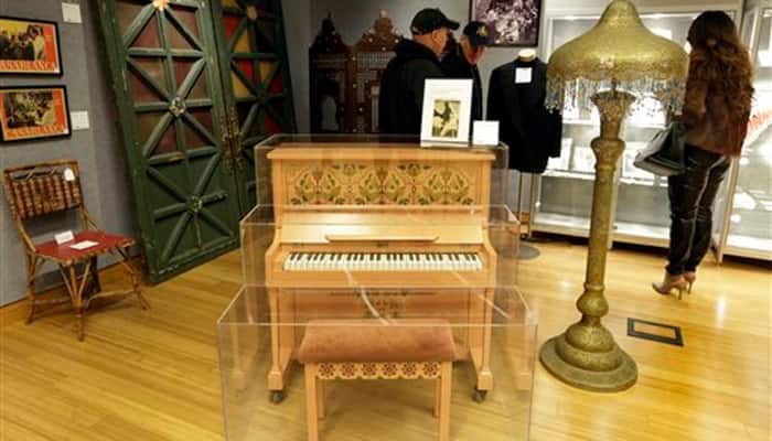 `Casablanca` piano sold for $3.4 million at US auction