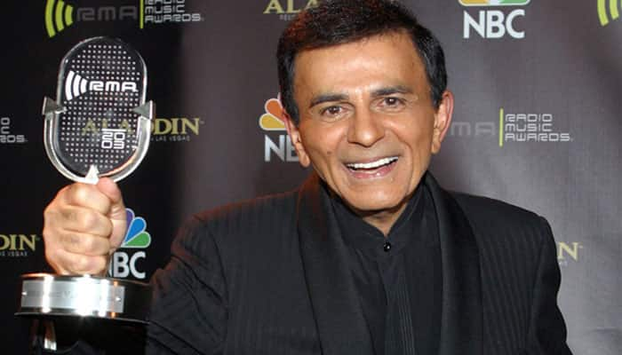 Casey Kasem believed would be reincarnated if buried at Forest Lawn cemetery