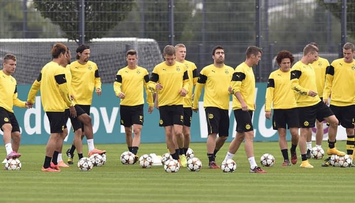 Hans-Joachim Watzke demands `blood, sweat, tears` from Borussia Dortmund