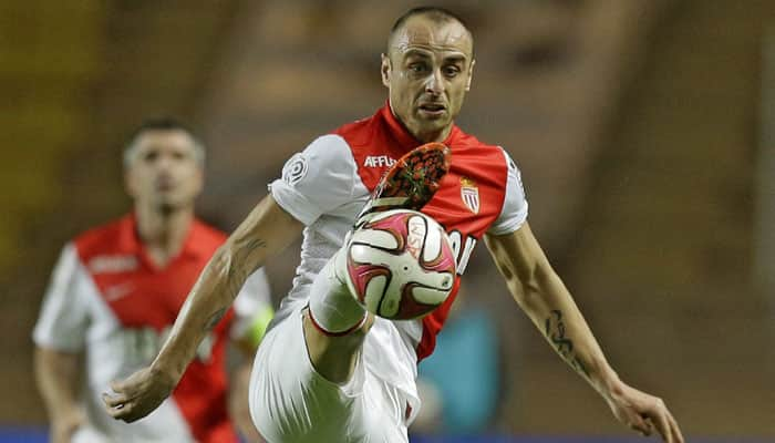 Dimitar Berbatov relishing Leverkusen return