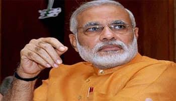 Indian satellite for SAARC in 2016: PM Modi