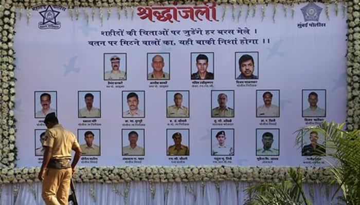 Six years later, Mumbai remembers 26/11 victims, heroes