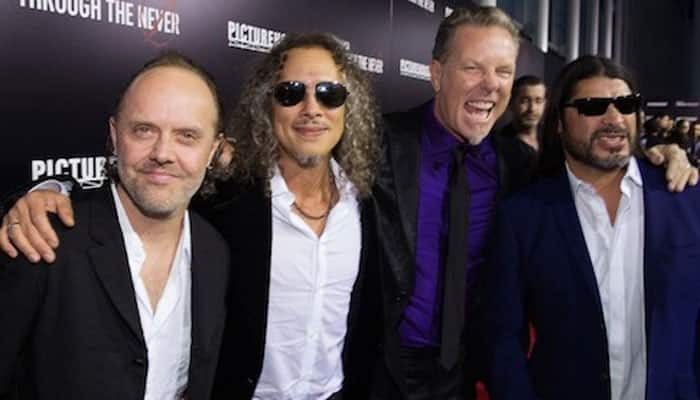 Metallica to headline Reading and Leeds