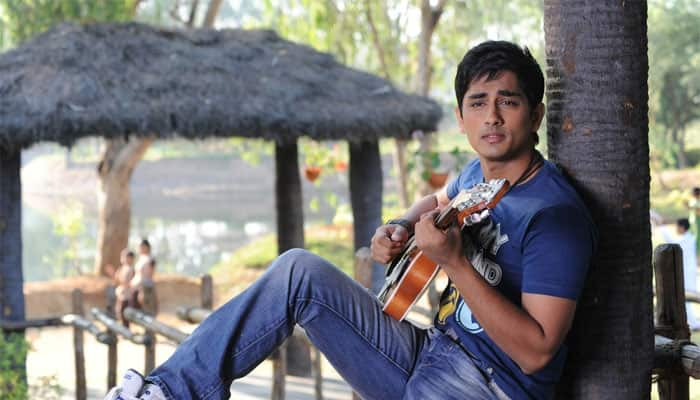 Don't believe in luck, I am a self-made man: Siddharth
