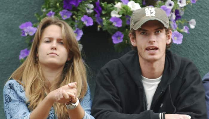 Andy Murray on the way to get hitched as coaches get ditched