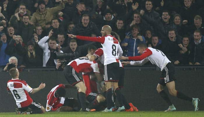 Feyenoord leave holders Sevilla facing final game drama