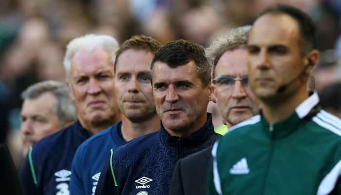Roy Keane leaves Aston Villa post