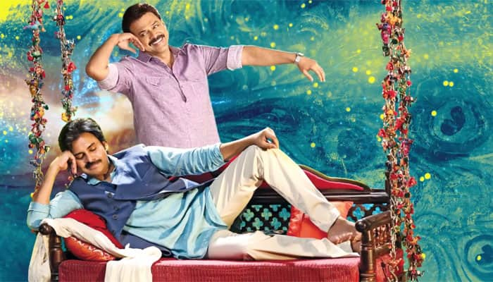 Check out: The first look of 'Gopala Gopala' with Pawan Kalyan as God