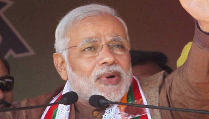 No dearth of money for development if BJP voted to power in J&K: PM Modi