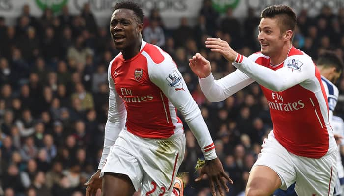 Danny Welbeck sinks West Brom to ease pressure on Arsene Wenger