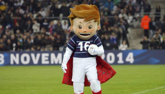 Euro 2016 mascot named Super Victor