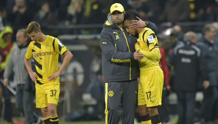 Juergen Klopp has no thoughts of leaving after Dortmund go bottom