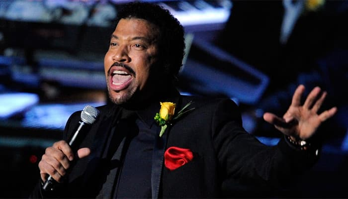 Lionel Richie confirmed for Glastonbury 2015