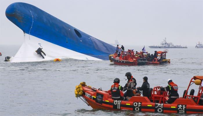 One dead, 52 missing as South Korean fishing ship sinks