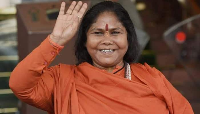 Union minister Niranjan Jyoti courts controversy while campaigning in Delhi