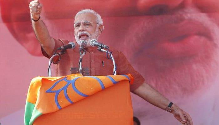 Vote in large numbers: PM Narendra Modi