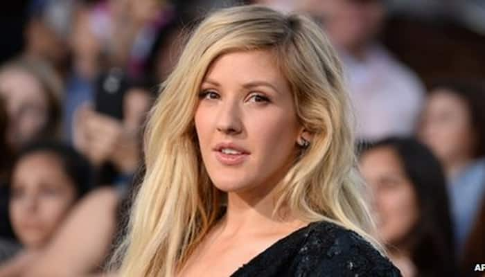 Ellie Goulding celebrates boyfriend's b'day at museum, zoo