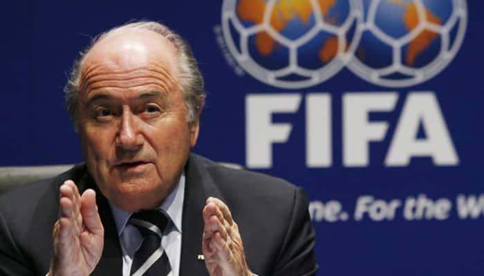 Sepp Blatter denies responsibility for Qatar workers' welfare