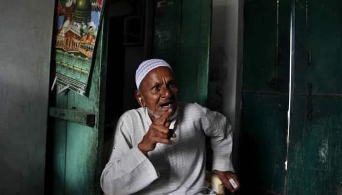Babri Masjid case: Set 'Ram Lalla' free, says oldest litigant Hashim Ansari