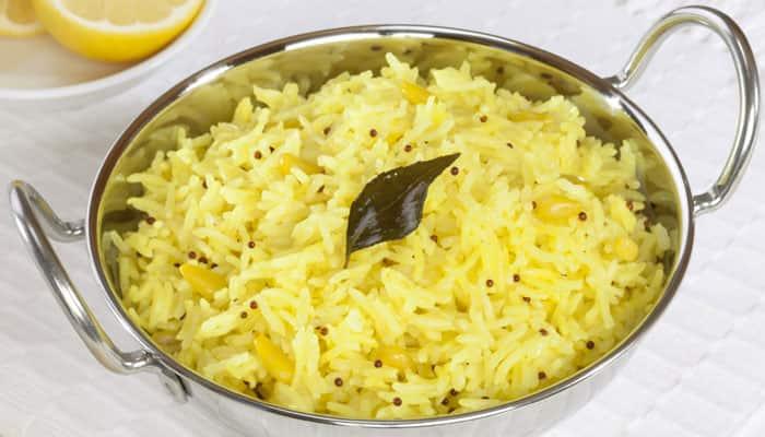 Recipe: Lemon Rice