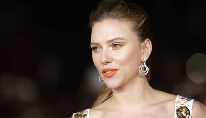 Scarlet Johansson finds motherhood exhausting