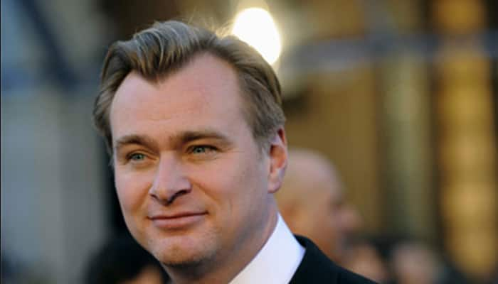 Christopher Nolan to receive Cinematic Imagery award
