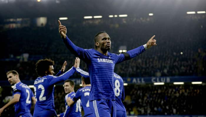 Didier Drogba will finish his career with Chelsea, says Jose Mourinho