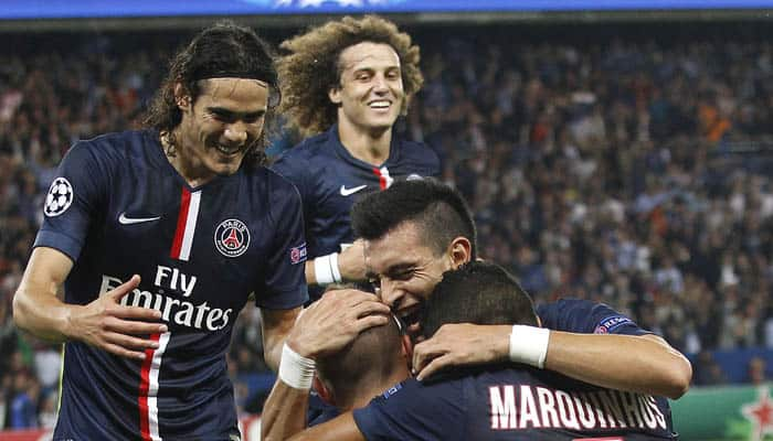 Marseille and PSG in race for Christmas bragging rights